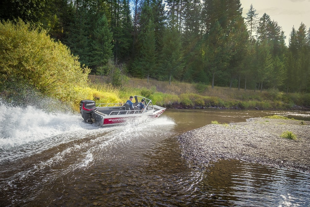 Jet Outboard Motor Series | Evinrude US