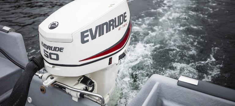Evinrude E-TEC Outboard Engines | Evinrude CA