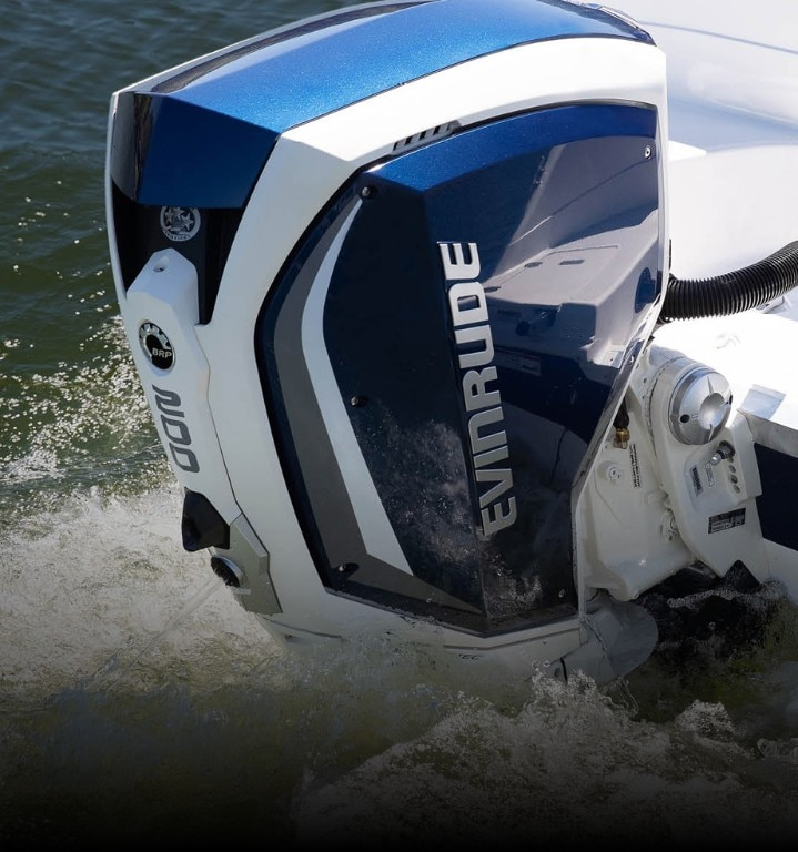 Outboard Motors, Parts, and Accessories | Evinrude US